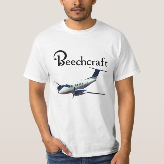Camiseta Beechcraft B200 Super King Air