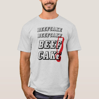 Camiseta BEEFCAKE do Beefcake do Beefcake! T