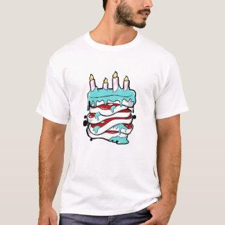 Camiseta Beefcake por Jetpacks e por Rollerskates
