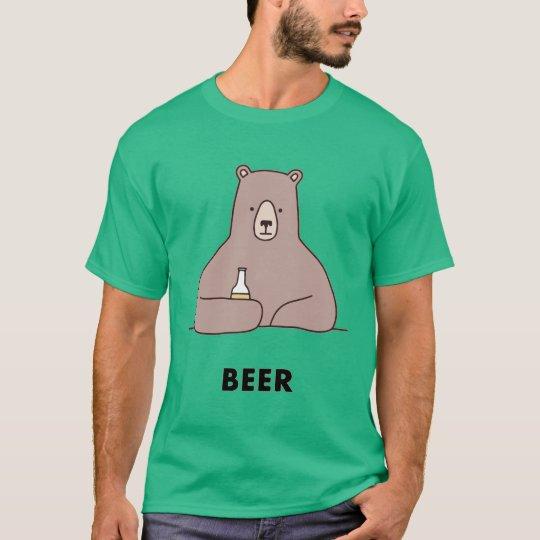 Camiseta Beer Bear