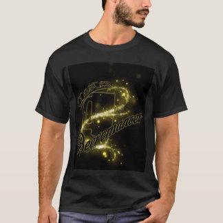 Camiseta Beeromancer mestre - preto