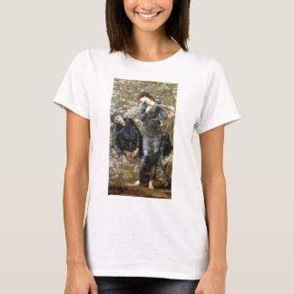 Camiseta Beguiling de Edward Burne-Jones de Merlin