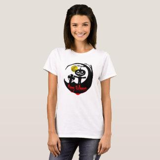Camiseta Behold, o espantalho de Jack o (W)