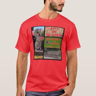Camiseta Beira-mar, Ca -- T-shirt