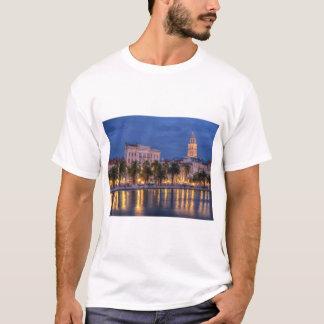 Camiseta Beira-rio de Riva, separação, Croatia