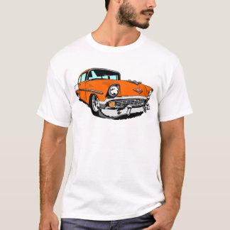 Camiseta Bel Air 1956 na laranja