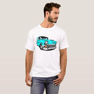 Camiseta Bel Air 1956 na luz - azul