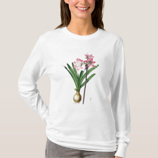 "Camiseta Beladona do Amaryllis, de ""Les Liliacees"", engrav"