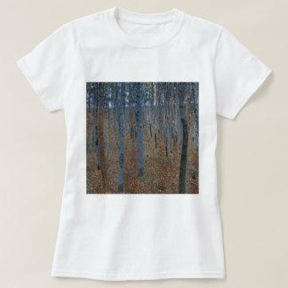 Camiseta Belas artes de GalleryHD do bosque da faia de