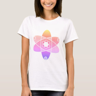 Camiseta Beleza atômica