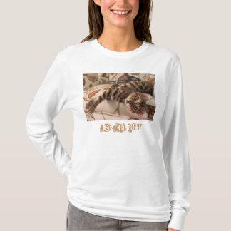 Camiseta Beleza do gato de Bengal