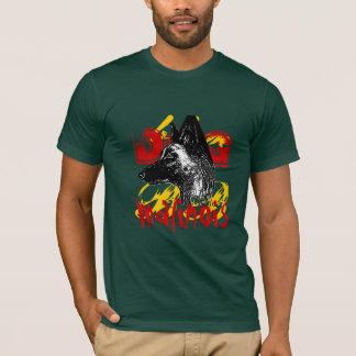Camiseta belgian malinois