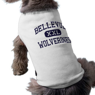 Camiseta Bellevue - Wolverines - alto - Bellevue Washington