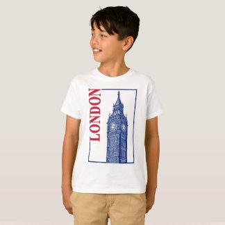 Camiseta Ben Londres-Grande
