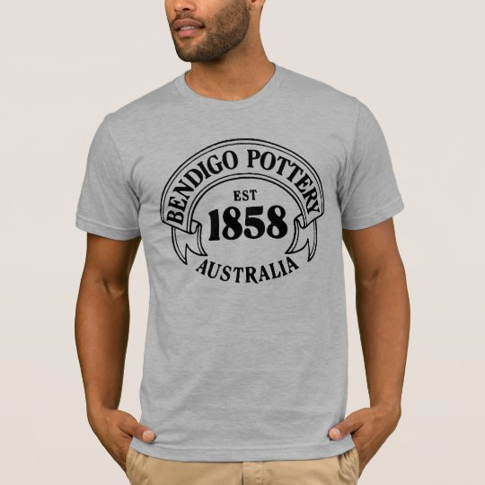 Camiseta Bendigo Pottery