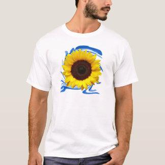 Camiseta benevolência das Sun-luzes