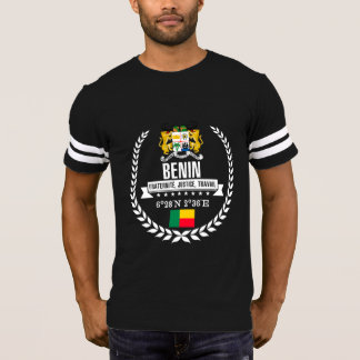 Camiseta Benin