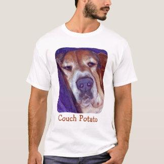 Camiseta Benny Basset Hound