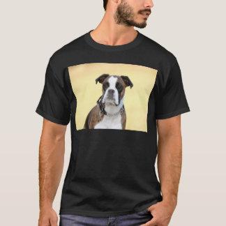 Camiseta Benson o cão do pugilista