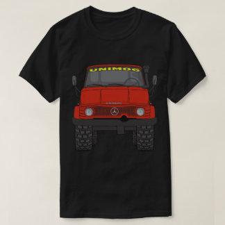 Camiseta Benz Unimog 4x4 de Mercedes