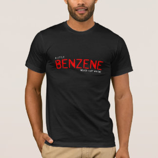Camiseta Benzeno