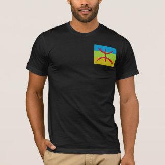 Camiseta Berbere de Drapeau