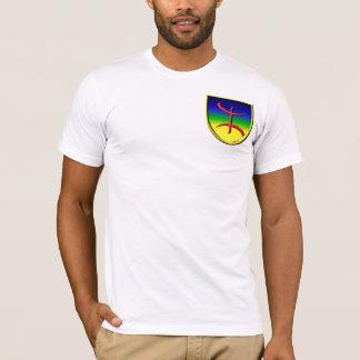 Camiseta berbere do blason