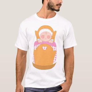 Camiseta Berço do bebé