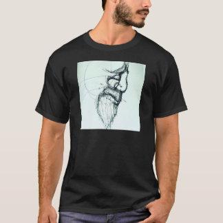 Camiseta berço dos gatos do Lao-tzu'; s