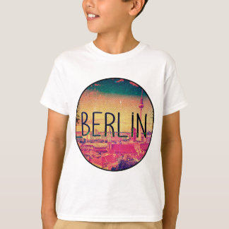 Camiseta Berlin, circle