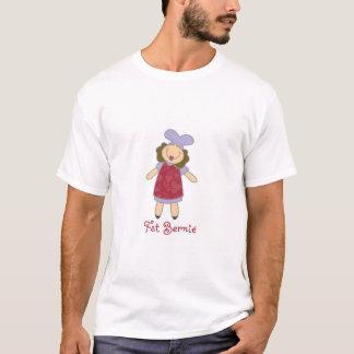 Camiseta Bernie gordo