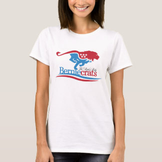 Camiseta Berniecrats - T do logotipo