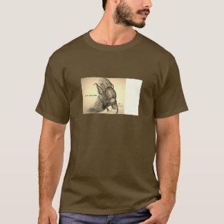 Camiseta Besouro de estrume imortal