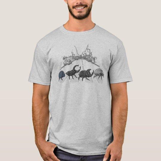 Camiseta Besouros Camiseta