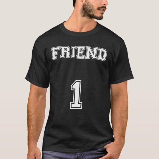 Camiseta Best friend #1