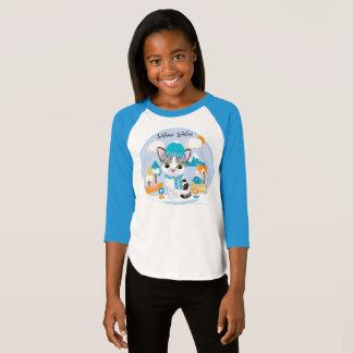 Camiseta Bethie: Inverno bem-vindo!
