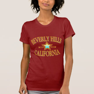 Camiseta Beverly Hills Califórnia