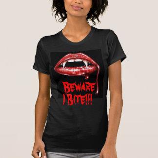 Camiseta Beware a mordida de I!!