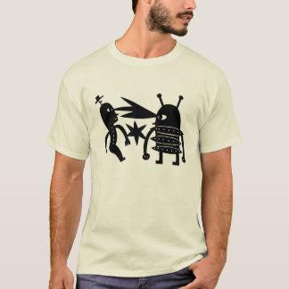 Camiseta Beware do robô