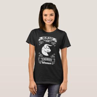 Camiseta Beware do t-shirt da astrologia do zodíaco das