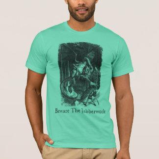 Camiseta Beware o Jabberwock