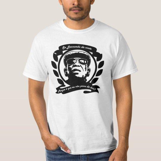 Camiseta Bezerra - Se Leonardo da Vinte