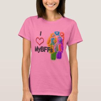 Camiseta BFFs