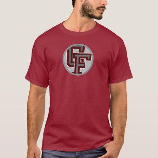 Camiseta BFND 79-86: T 1980 dos alunos do logotipo dos CF