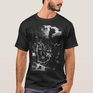 Camiseta Bíblia: A ressurreição de Ezekiel - Gustave Dore