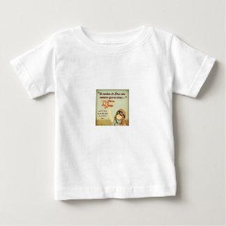 Camiseta Bìblica Bebê