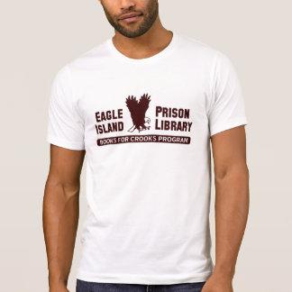 Camiseta Biblioteca de prisão