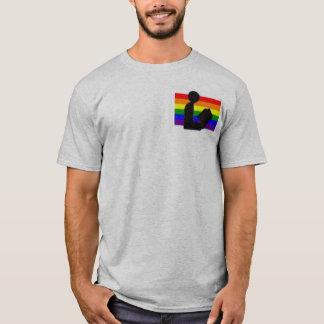 Camiseta Bibliotecário alegre