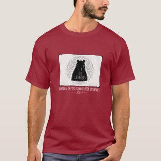 Camiseta BIBO 2018 - Os rosnadores - bloco