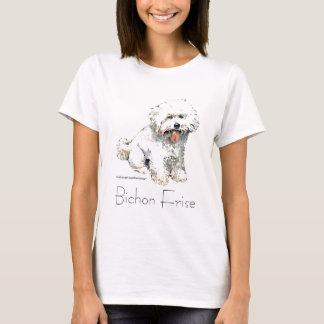 Camiseta Bichon Frise